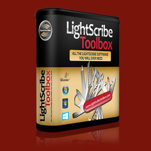 LightScribe Software - The LightScribe Toolbox