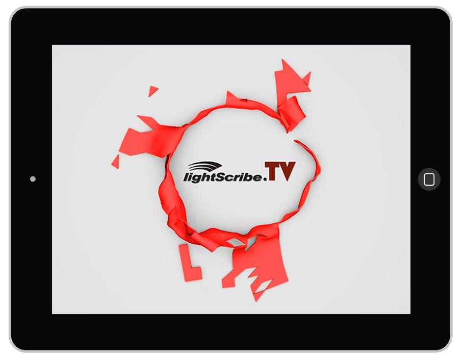 LightScribeTV