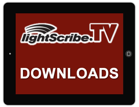 Get your LightScribe downloads