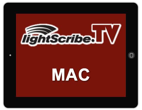 Mac LightScribe support