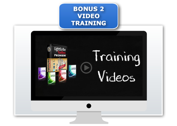 LightScribe Toolbox Video Training