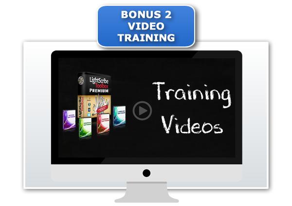 LightScribe Toolbox Video Training